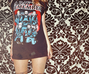 a day to remember and girl image