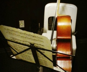 cello, classic, and music image