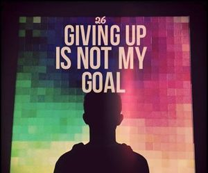 fitness, goals, and hope image