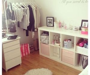interior, pretty, and room image