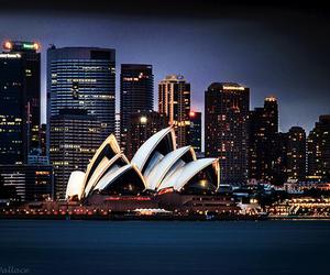 australia, Sydney, and city image
