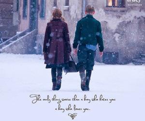 book, the book thief, and rudy image