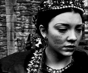 anne boleyn, innocent, and Natalie Dormer image