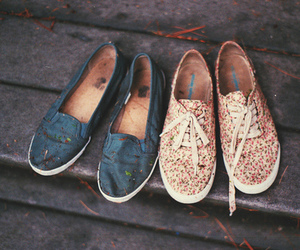 shoes, vintage, and photography image