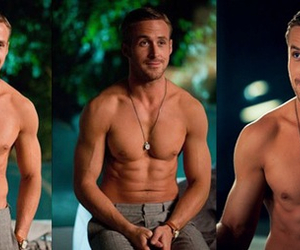 abs, actor, and ryan gosling image