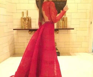 dress, myriam fares, and perfection image