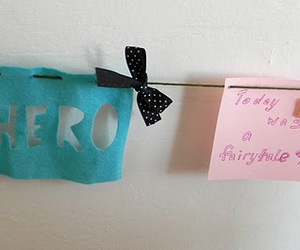 words and My Hero image