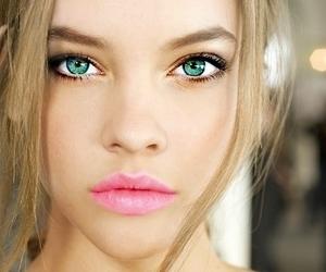barbara palvin, eyes, and model image