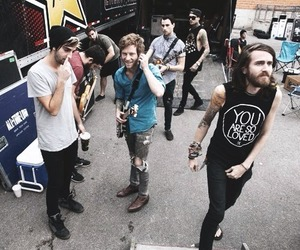 all time low, jack barakat, and mayday parade image