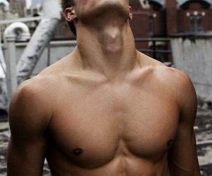 abs, shirtless, and Hot image
