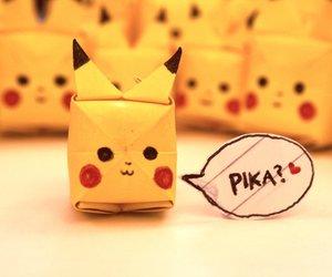 pikachu, pokemon, and pika image