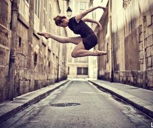 dance, ballet, and dancing image