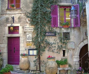france, provence, and house image