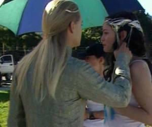 arwen, Legolas, and liv tyler image
