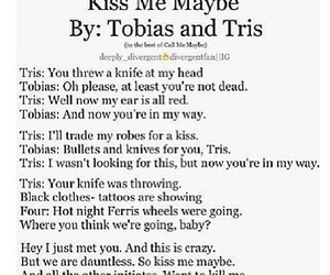 4, tobias, and divergent image
