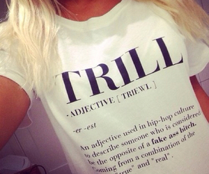 trill and fashion image