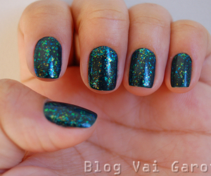 cassie, green, and nail image