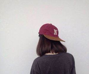 back, cap, and shorthair image