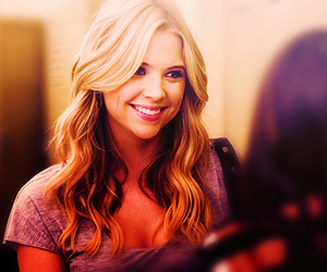 girl, pretty little liars, and ashley benson image