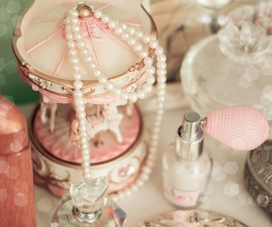pink, vintage, and cute image