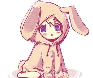anime, kawaii, and chibi image