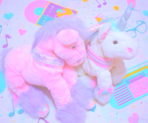 pastel, cute, and pink image