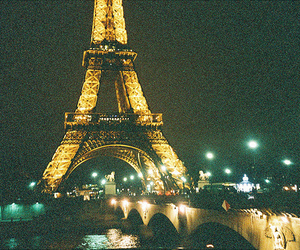 france, light, and paris image