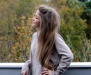 pretty, girl, and hair image