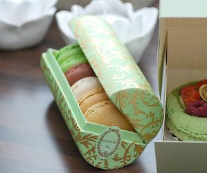 food, laduree, and macaron image
