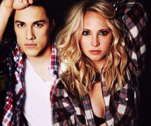 candice accola, the vampire diaries, and tyler image