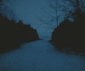 dark, grunge, and mist image