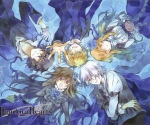 pandora hearts, anime, and alice image