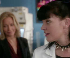 ncis, pauley perrette, and abby sciuto image