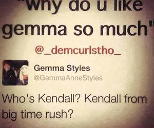 gemma styles, girlfriend, and Kendall image
