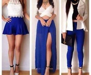 girl and outfits image