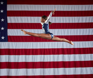 america, athlete, and fitness image