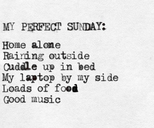 Sunday, perfect, and food image