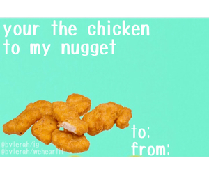 funny, tumblr, and valentine card image