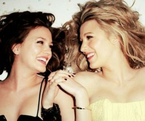 best friends, blair waldorf, and forever image