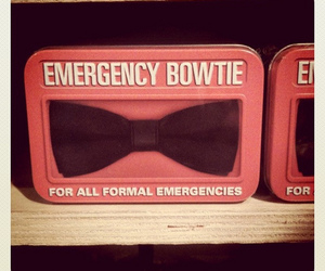 bowtie, emergency, and formal image