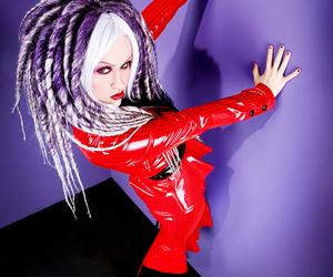 fashion and cybergoth image