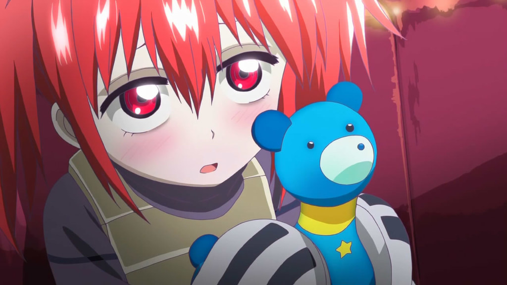 anime, blood lad, and lizzy image