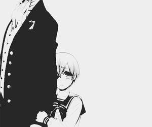 kuroshitsuji, anime, and ciel image