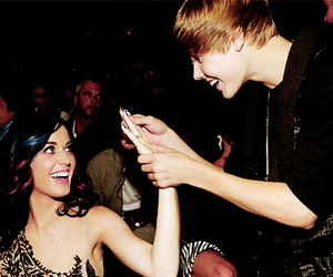 katy perry and justin bieber image