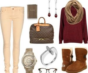 accessories, jeans, and outfit image