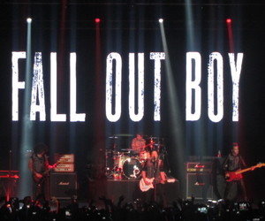 band, sweet, and fall out boy image