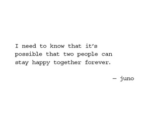 quote, love, and juno image