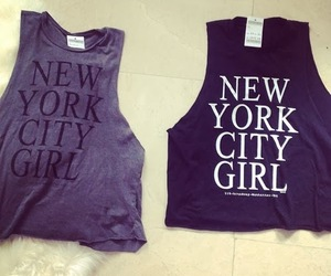 fashion, girl, and new york image