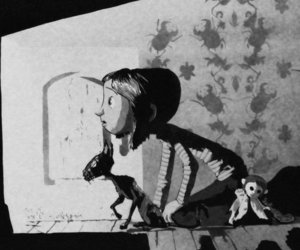 coraline and book image