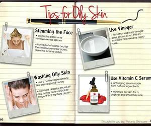 skin care and oily skin image